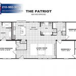 PATRIOT - Branded Floor Plan