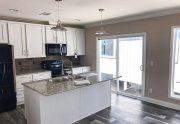 Patriot Home - Kitchen and Sliding Door