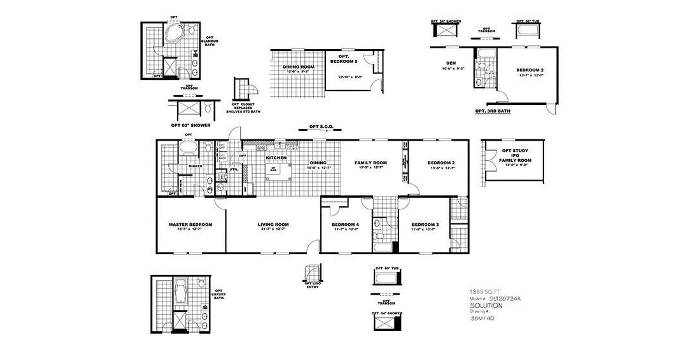 Solution 28724a 3 bedroom mobile home for sale - Manufactured homes prices solutions within reach ...