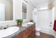 Clayton Schult Tyler Mobile Home Guest Bathroom