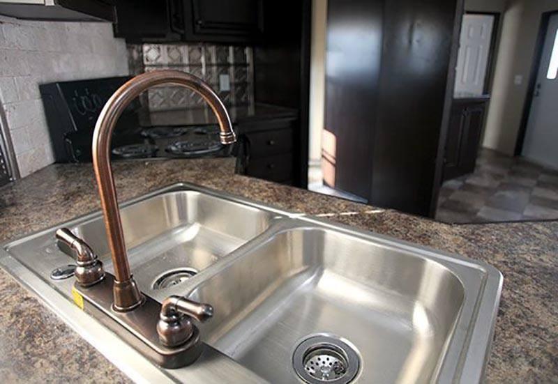 NewGenerationGEN16763D-Kitchen-Sink - San Antonio Mobile Homes