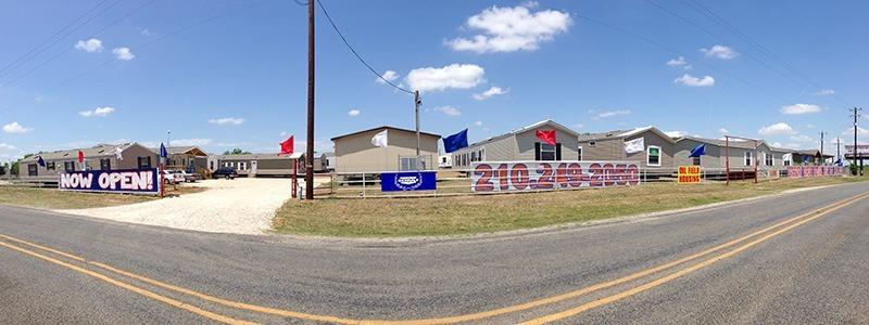 San Antonio Mobile Homes Find US