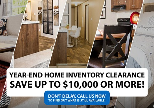 San Antonio Mobile Homes Year End Clearance