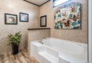 SUPER VALUE 1880T Mobile Home Master Bathroom