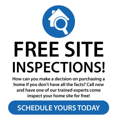 Free site inspections
