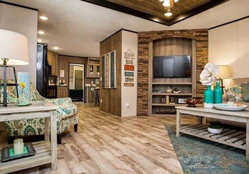 San Antonio Mobile Homes - Clayton Pad