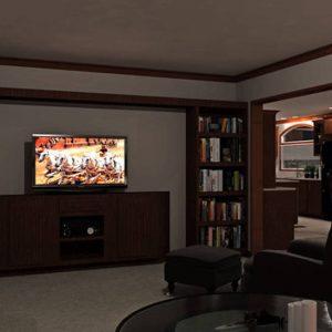 Fleetwood Weston 3262 - WE32623E - Living Room