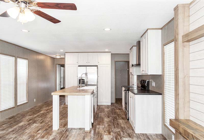 Resolution (2019)-Kitchen 1 - San Antonio Mobile Homes