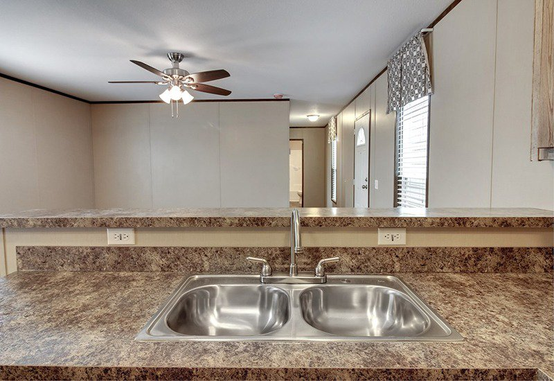 Smb16764f Kitchen Sink San Antonio Mobile Homes