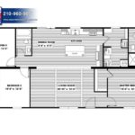 Clayton Aimee - Branded Floor Plan