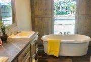 Clayton Nellie - Mobile Home - Master Bathroom