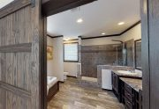 Clayton Hamilton - Mobile Home - Master Bathroom