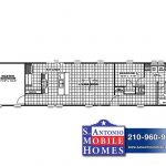 Inspiration Mobile Home - Branded Floor Plan