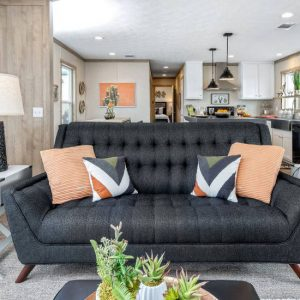 Clayton – The Condo PLUS - Living Room 2