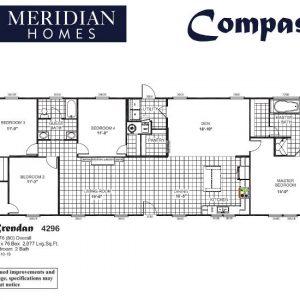 Meridian Brendan - 4296 - FP